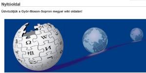 Győr-Moson-Sopron megyei wiki