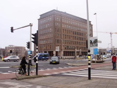 Benno Premselahuis - az egyetem épülete